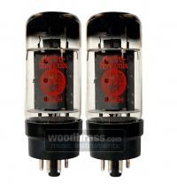 Electro Harmonix 6l6 / 5881 Paire Calibree (matched Pair)