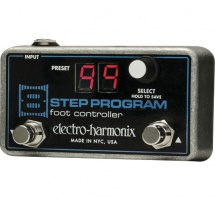 Electro Harmonix 8-step Foot Controller