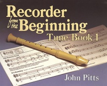 Pitts J. - Recorder From The Beginning - Tune Book No. 1 - Recorder