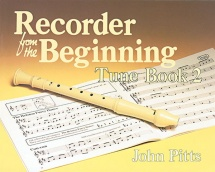 Pitts Professor John - Recorder From The Beginning - Tune Book 2 - Descant Recorder