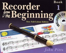 Pitts John - Recorder From The Beginning - Pupil