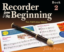 Pitts John - Recorder From The Beginning - Pupils Edition Bk. 2 - Recorder
