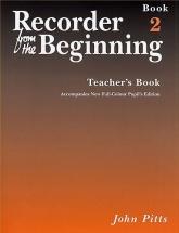 Pitts John - Recorder From The Beginning - Teachers Book Bk. 2 - Recorder