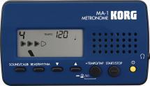 Korg Metronome Ma-1 Bleu