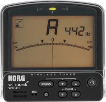 Korg Wr-01s Accordeur Sans Fil Avec Sangle Saxophone