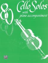 80 Solos - Cello And Piano