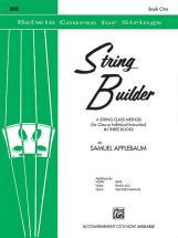 Applebaum Samuel - String Builder 1 - Double Bass