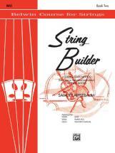 Applebaum Samuel - String Builder 2 - Double Bass