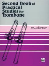 2nd Book Of Practical Studies - Trombone