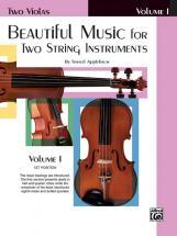 ALTO 2 Altos (duo) : Livres de partitions de musique