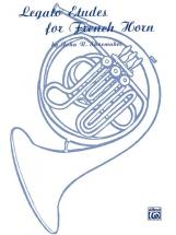 Legato Etudes For - French Horn