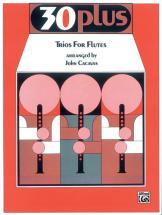Cacavas John - 30 Plus Trios - Flute Ensemble