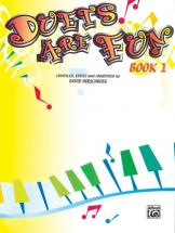 Duets Are Fun Book 1 - Piano