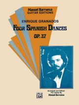 4 Spanish Dances - Guitar