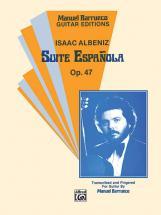 Suite Espanola Op47 - Guitar