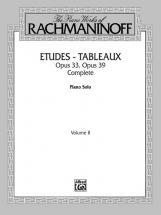 Rachmaninov Sergei - Piano Works Vol.2 - Piano Solo