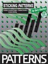 Patterns Sticking Drum + Cd - Drums & Percussion
