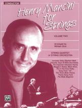 Mancini Henry - Strings V2 - Score
