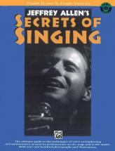 Secrets Of Singing + Cd - Male Voice And Piano