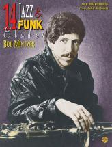 Mintzer Bob - 14 Jazz & Funk Etudes - C Instruments