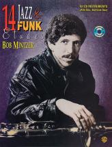 Mintzer Bob - 14 Jazz & Funk Etudes + Cd - Bb Instruments