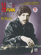 Mintzer Bob - 14 Jazz And Funk Etudes - F Instruments