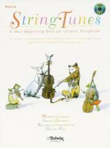 Applebaum Samuel - Stringtunes + Cd - Violin Solo
