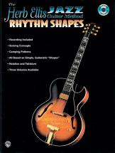 Ellis Herb - Jazz Guitar Rhythm Shape + Cd - Guitar