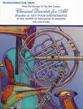 Classical Quartets For All - Trombone
