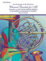 Classical Quartets For All - Cello Ensemble