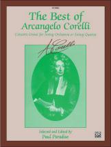 Best Of Corelli - Score