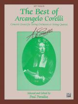 Corelli Arcangelo - Best Of - Violin 1