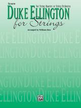 Ellington Duke - Duke Ellington For Strings - Score