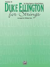 Ellington Duke - Duke Ellington For Strings - Violin 2