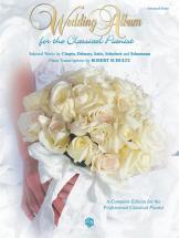 Wedding Album Classical Pianist - Piano Solo