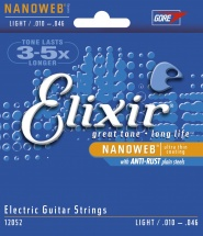 Elixir Nanoweb Light 10 13 17 26 36 46