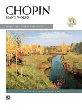 Chopin Frederic - Piano Works : Artist Series + Cd - Piano