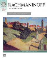 Rachmaninov Sergei - Piano Works - Piano Solo