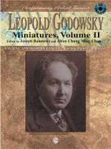 Godowsky Leopold - Performing Artist: Godowsky Vol 2 - Piano