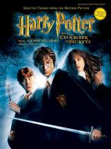 Williams John - Harry Potter - Chamber Selection (big Note) - Piano