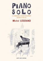 Michel Legrand - Piano Solo