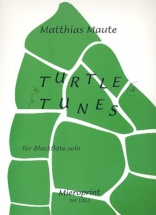 Maute Matthias - Turtle Tunes - Flute A Bec