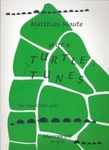 Maute Matthias - More Turtle Tunes - Flute A Bec