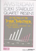 Mancini H. On The Trail Of The Pink Panther, Für 4 Blockflöten Arrangiert