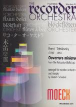 Tchaikovsky P. I. - Ouverture Miniature From The Nutcracker Ballet, Op. 71