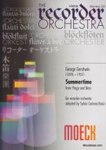 Gershwin G. - Summertime - Ensemble De Flutes A Bec