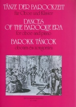 Nagy Oliver - Dances Of The Baroque Era - Hautbois and Piano
