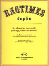 Joplin S. - Ragtimes Per Complesso Di Archi, Fiati O Misto - Ensemble Mixte