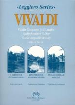 Vivaldi A. - Concerto In Sol Maggiore - String Orchestra
