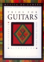 Trios For Guitars - 3 Guitares